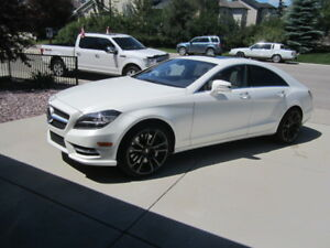 2014 Mercedes-Benz CLS-Class CLS 550 Sedan