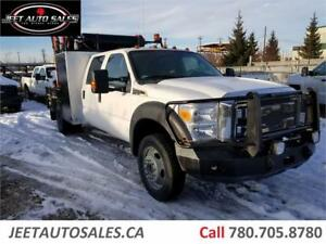 2014 Ford Super Duty F-450 DRW XL