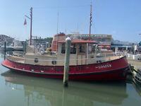 American Tug Yacht