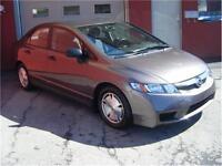 2011 Honda Civic DX-G 53358km-Automatique-Toute Equipee.........