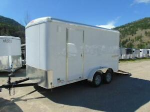2018 Mirage 7 X 14 Side X Side Cargo Trailer w. MAX Height