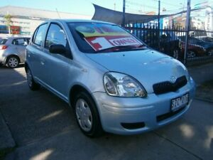 2004 Toyota Echo NCP10R 4 Speed Automatic Hatchback Preston Darebin Area Preview