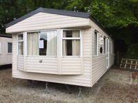 Willerby Richmond 2 bedroom caravan 28x12 Electric heating Off Park Sale