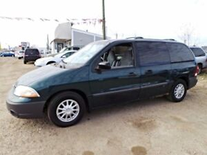 2001 Ford WINDSTAR LX For Sale Edmonton