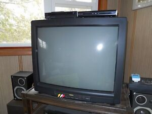 "Excellent working 27"" tv with remote"