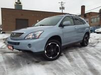 2008 Lexus RX 400h HYBRID **NEWS SUMMER-WINTER-RIMS TIRES** City of Toronto Toronto (GTA) Preview