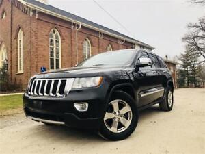 2011 Jeep Grand Cherokee Limited 4x4 - Fully Loaded!