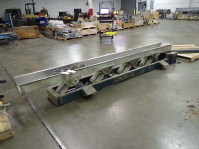 Kinergy Corp Stainless Steel Vibratory Conveying Feeder 12 X 12 X 6 W Motor