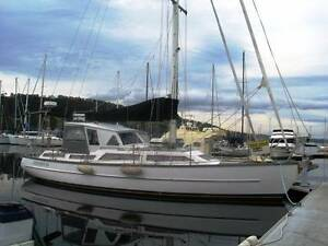 Yacht Adams 40 Cruiser, Cutter Rigged Kettering Kingborough Area Preview