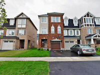 Free Hold Townhouse near Queen/Chinguacousy