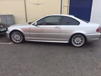 2003 BMW 318CI M SPORT - FULL HEATED LEATHER, AUTOMATIC GEARBOX - BARGAIN