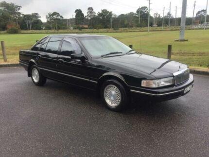 1990 Ford LTD DAII Black 4 Speed Automatic Sedan West Gosford Gosford Area Preview
