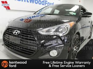 2013 Hyundai Veloster TURBO FWD, NAV, sunroof, heated power leat