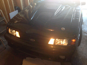 1988 mustang gt for sale