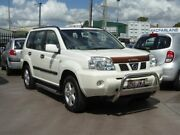 2006 Nissan X-Trail T30 MY06 ST-S X-Treme (4x4) White 5 Speed Manual Wagon Strathpine Pine Rivers Area Preview