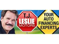 T.J,Leslie Motors New Credit Refresh Program