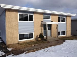 Large sunny apt in Fairview area of Halifax,  well maintained!