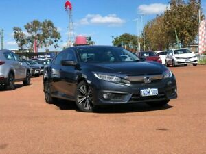 2016 Honda Civic 10th Gen MY16 VTi-LX Blue 1 Speed Constant Variable Sedan Melville Melville Area Preview