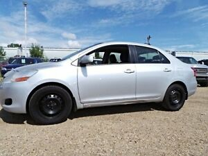 2007 Toyota YARIS FWD BASE For Sale Edmonton
