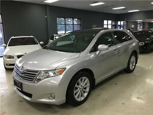 2011 Toyota Venza LEATHER PANO**ROOF**AWD**BACK UP CAMERA