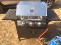 Notcutts gas BBQ - in good working condition