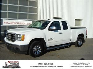 2013 GMC Sierra 1500 Nevada Edition|4x4|Cruise|Tonneau|Running B