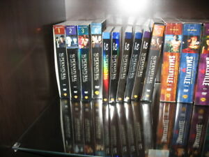 TV Collections - SuperNatural, Vampire Diaries, True Blood