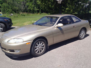 1992 Lexus SC SC400 Coupe QUICK SALE BEFORE END OF MONTH