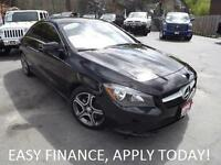 2014 Mercedes-Benz CLA-Class CLA250!! HEATED LEATHER!! PANO ROOF