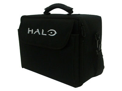 HALO carry bag, medium size, fully lined with shoulder strap plus pocket (H-AQ6)