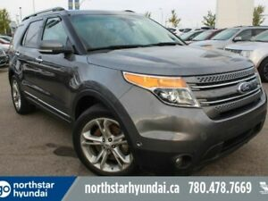 2014 Ford Explorer LTD 7PASS/LEATHER/ROOF/NAV/SUNROOF