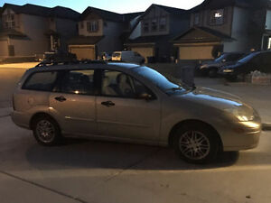 2002 Ford Focus Sel Wagon!