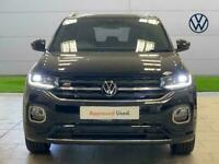 2021 Volkswagen T-Cross 1.0 Tsi 110 R-Line 5Dr Estate Petrol Manual