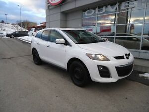 Mazda CX-7 Traction intégrale, 4 portes GT