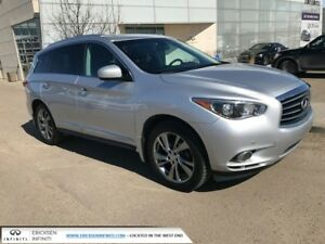 2014 Infiniti QX60 DELUXE TOURING/ALL WHEEL DRIVE/HEATED AND COO