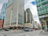 Furnished Studio Apt in Downtown Toronto $1,600 + Cable/internet