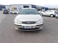 Ford Mondeo 2.0TDCi 115 2005MY Silver. 86000 miles NEW MOT FUL DIESEL 2005/55