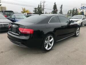 2012 Audi A5 S-LINE NAVI SUNROOF AWD SUEDE SEATS PADDLE SHIFTERS