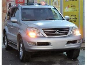 2007 Lexus GX 470 / NAVIGATION/BACK UP/ULTRA PREMIUM