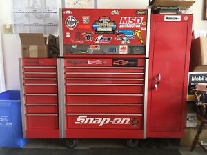 REDUCED  Snap on tool boxes