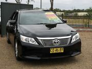 2012 Toyota Aurion GSV50R AT-X Black 6 Speed Sports Automatic Sedan Minchinbury Blacktown Area Preview