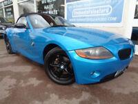 BMW Z4 2.2i 2004 SE Roadster S/H P/X Swap