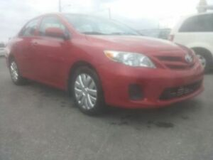 2011 Toyota Corolla CE TRES PROPRE AIR CLIMAISE Berline