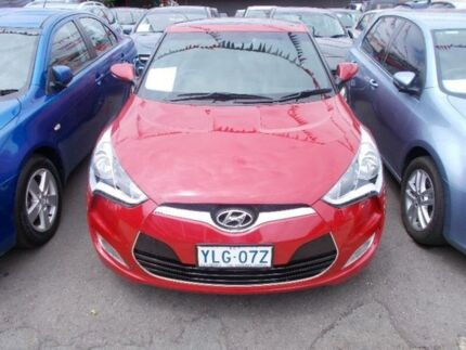 2015 Hyundai Veloster FS3 + Red 6 Speed Manual Coupe