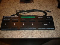 Digital Music Corp Ground Control Midi pedal