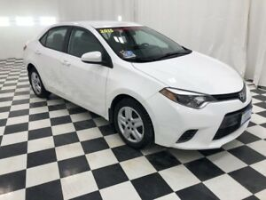 2015 Toyota Corolla LE - Heated Seats & Rear Camera