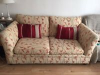 Good quality sofa for sale; can also be used as sofa bed