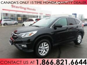 2016 Honda CR-V EX | AWD | 1 OWNER | NO ACCIDENTS | LOW KM'S