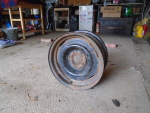 Ford  Steel Wheel