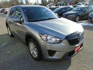 2014 Mazda CX-5 **A/C, CRUISE & BLUETOOTH** GX FWD